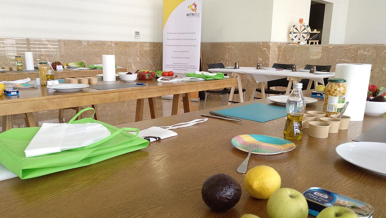 Residências Séniores - Nutrição na Comunidade